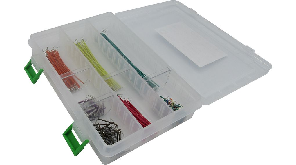 Įsigykite Jumper Wire Assortment, multicoloured