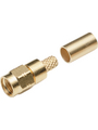 SMA cable connector, straight 50 Ohm, 18 GHz, Kištukinis, SMA Įsigykite {0}